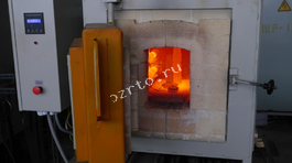 Камерная печь Накал